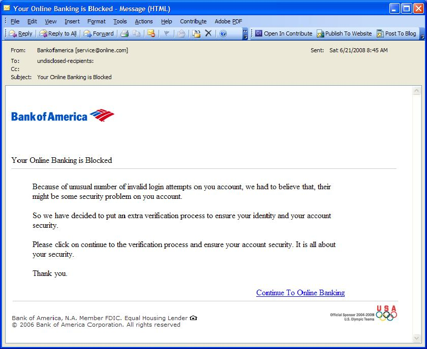 Online banking articles bank of america your online banking is